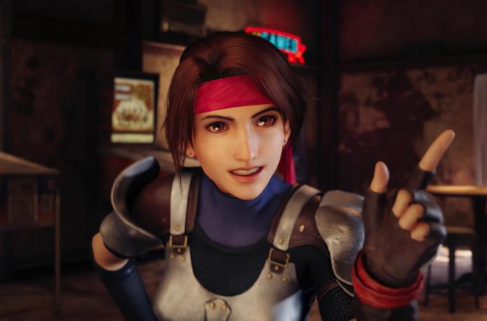 Final Fantasy 7 Remake Intergrade in uscita su PS5