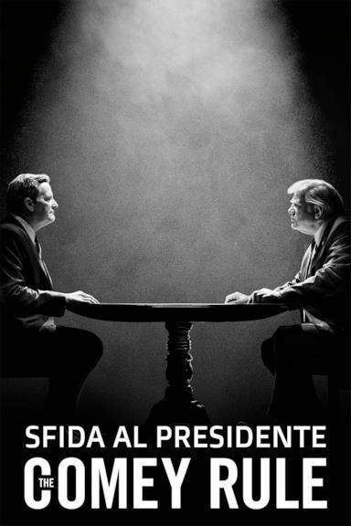 Poster Sfida al Presidente - The Comey Rule