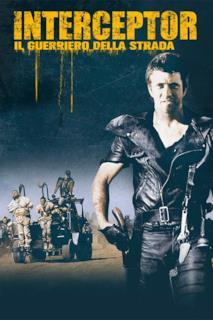 Poster Interceptor - Il guerriero della strada