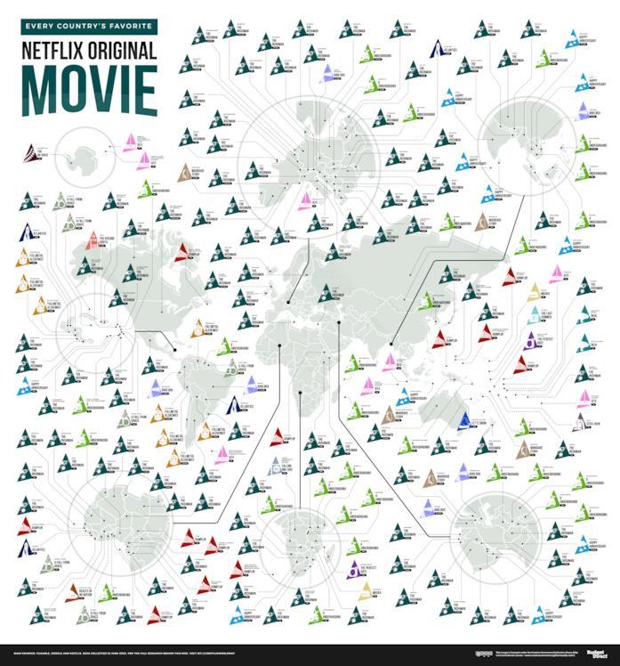 The Irishman tra i film originali Netflix preferiti nel mondo