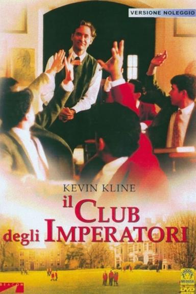Poster Il club degli imperatori