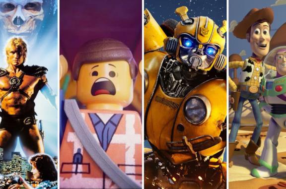 I giocattoli al cinema, storia di un connubio magico