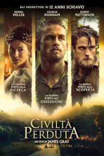 Poster Civiltà perduta