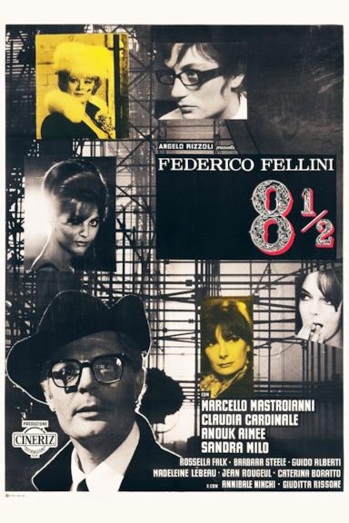 Poster 8½