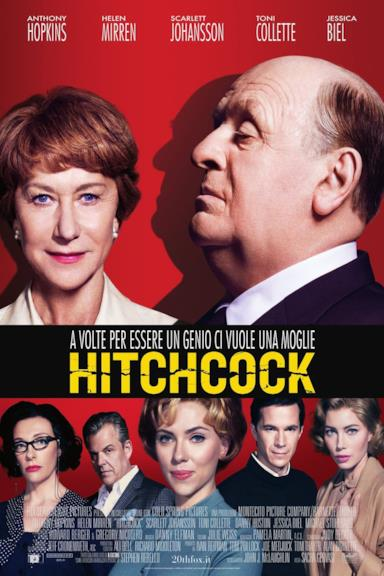Poster Hitchcock
