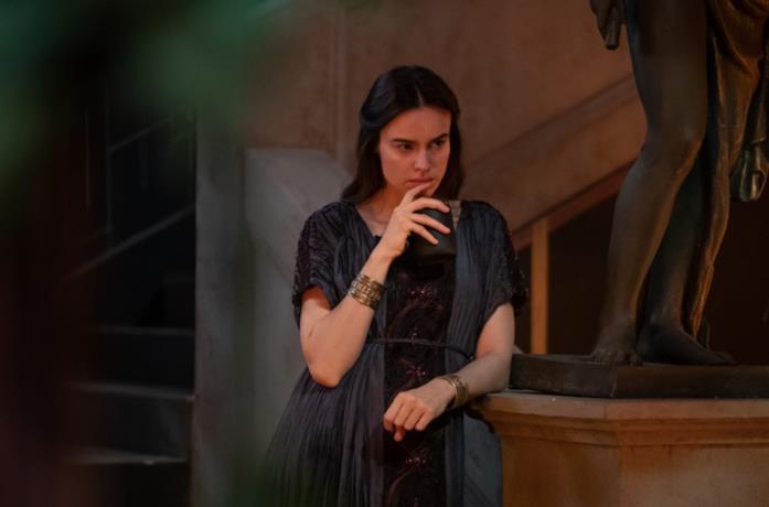 Livia Drusilla pensierosa