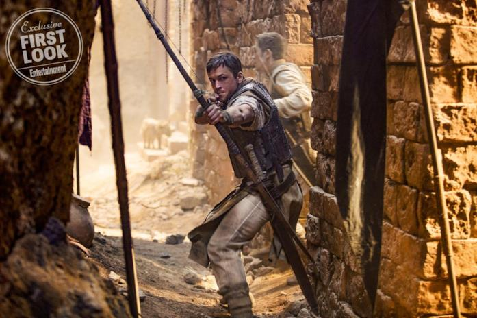Robin Hood: Origins, una scena