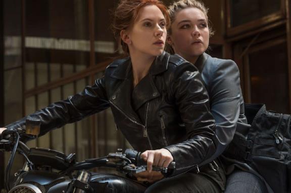 Gli incassi di Black Widow confermano il successo delle uscite ibride al cinema e in streaming