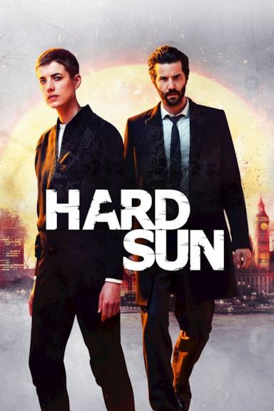 Poster Hard Sun