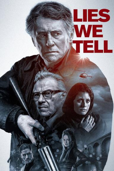 Poster Lies We Tell - Verità pericolosa