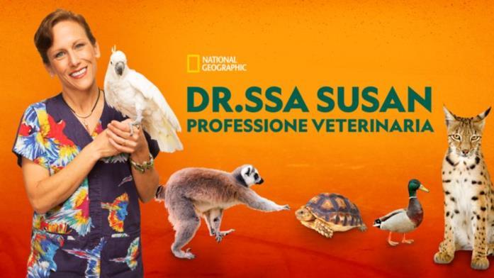 Dr.ssa Susan professione veterinaria
