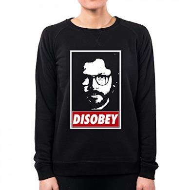 Felpa Donna Disobey