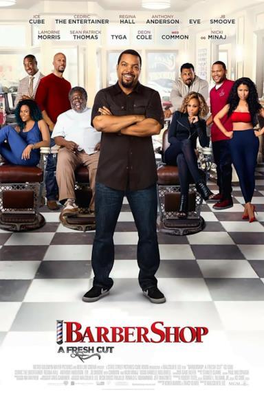 Poster La bottega del barbiere 3
