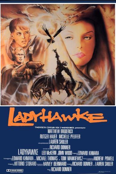 Poster Ladyhawke