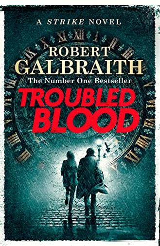 Troubled Blood (Cormoran Strike 5) (English Edition)