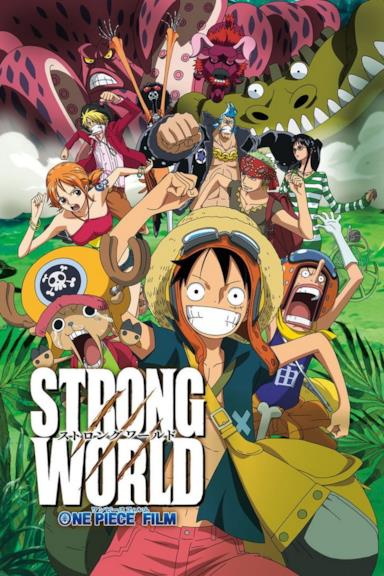 Poster One Piece: Avventura sulle isole volanti