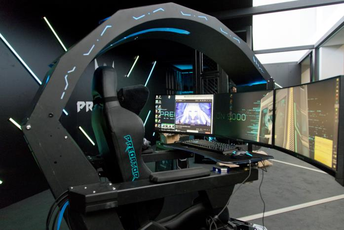 Acer ha presentato a Milano il rivoluzionario Predator Thronos