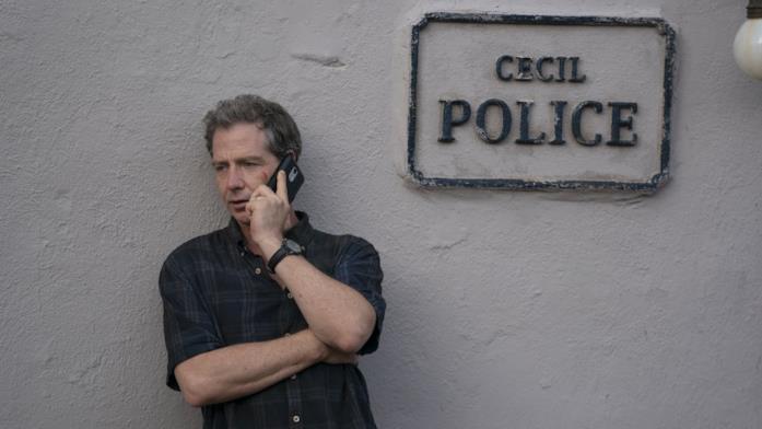 Ben Mendelsohn interpreta il detective Anderson in The Outsider