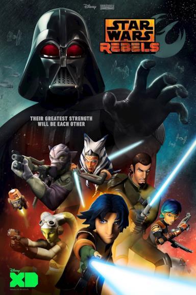 Poster Star Wars Rebels: L' Assedio Di Lothal