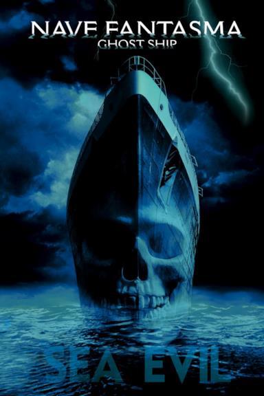 Poster Nave fantasma - Ghost Ship