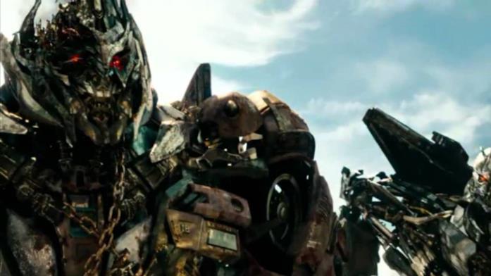 Il personaggio di Megatron