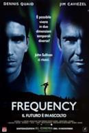 Poster Frequency - Il futuro è in ascolto