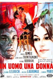 Poster Un uomo, una donna