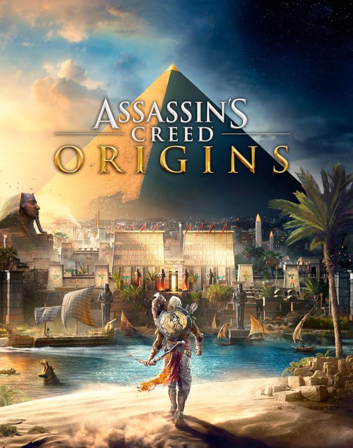 Assassin's Creed Origins per PC, PlayStation 4 e Xbox One
