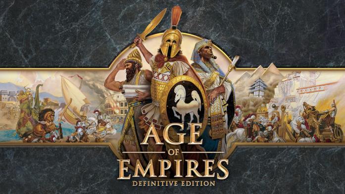 La cover ufficiale di Age of Empires: Definitive Edition