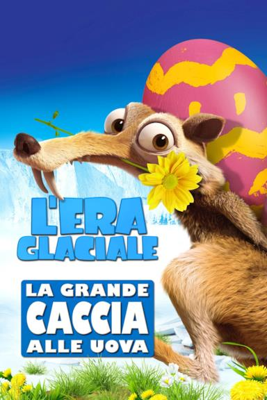 Poster L'era glaciale - La grande caccia alle uova