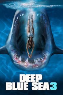 Poster Blu profondo 3