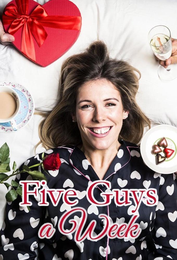 La locandina di Five Guys a Week