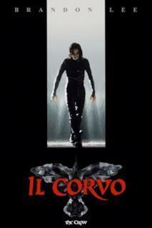 Poster Il corvo - The Crow