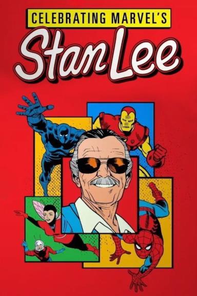 Poster Celebrating Marvel's Stan Lee