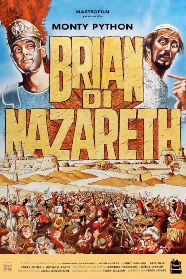 Poster Brian di Nazareth