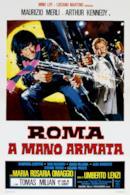 Poster Roma a mano armata