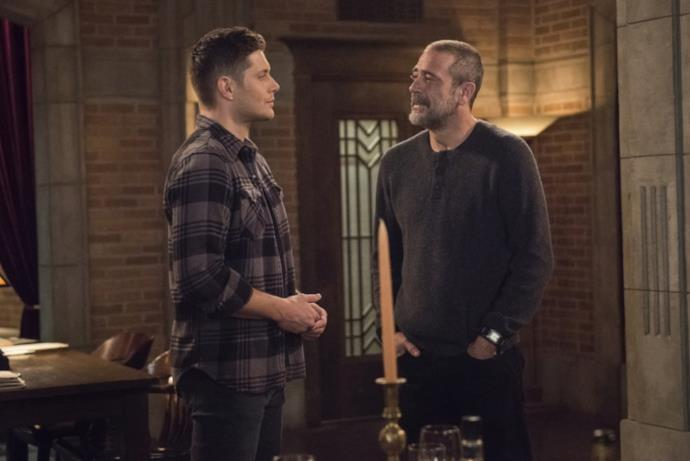 Dean e John Winchester di nuovo insieme nell'episodio 300 di Supernatural