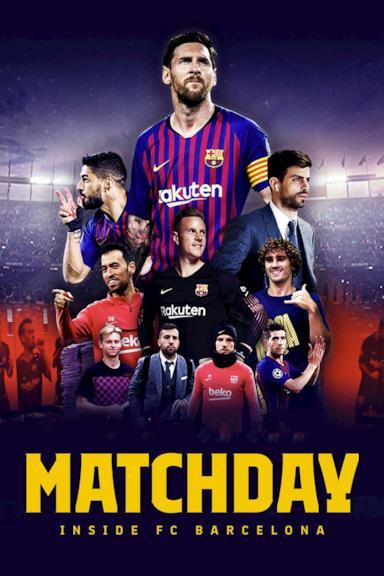 Poster Matchday: Inside FC Barcelona