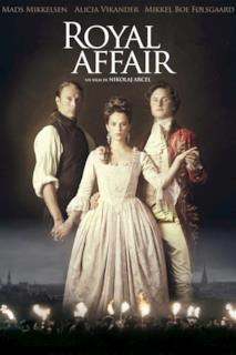 Poster Royal Affair