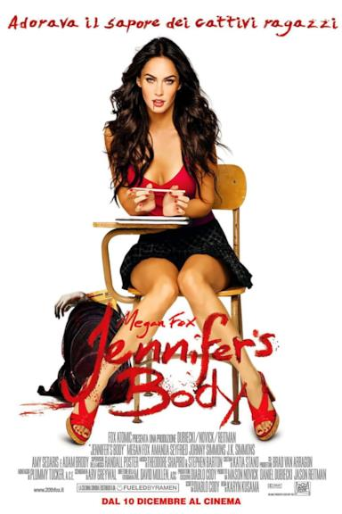 Poster Jennifer's Body
