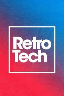 Poster Retro Tech