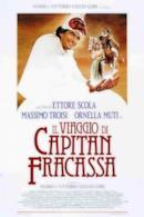 Poster Il viaggio di Capitan Fracassa