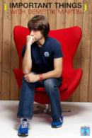 Poster Important Things with Demetri Martin