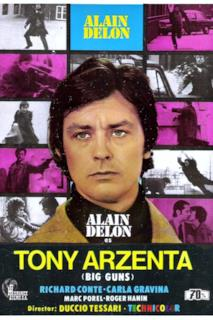 Poster Tony Arzenta