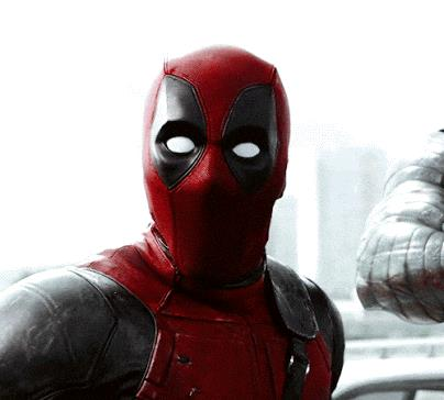 Un momento di Deadpool