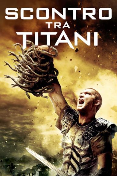 Poster Scontro tra titani