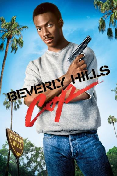 Poster Beverly Hills Cop - Un piedipiatti a Beverly Hills