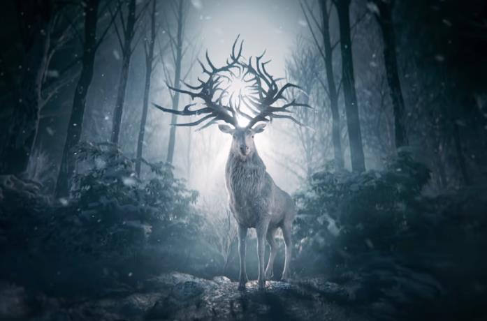 Il cervo del teaser di Shadow and Bone