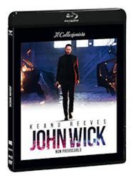 """John Wick """"Il Collezionista"""" Combo (Br+Dv ) (Ltd Cal)"""