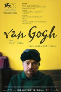 Poster Van Gogh - Sulla soglia dell'eternità